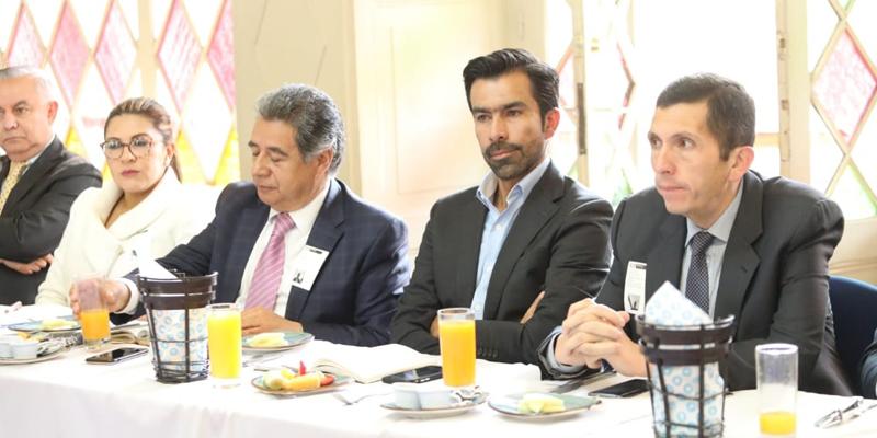 Nación, departamento y Distrito analizan soluciones para movilidad Cundinamarca-Bogotá