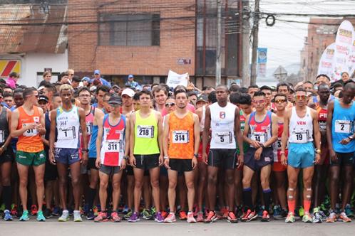 Llega la XXVII Carrera Atlética Internacional Ciudad de Soacha 12K