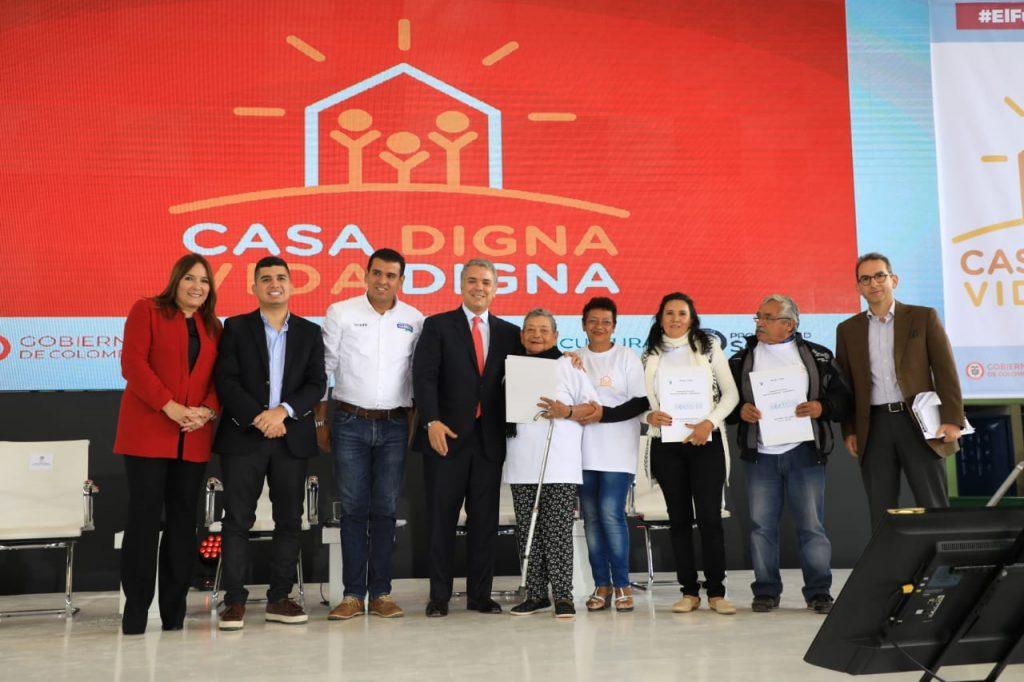 Casa Digna Vida Digna, nuevo programa de vivienda del Gobierno Duque