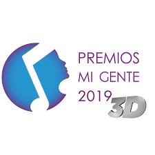 EL PRÓXIMO 20 DE MARZO SE CELEBRARÁN 'LOS PREMIOS MI GENTE 2019 3D' EN BOGOTÁ