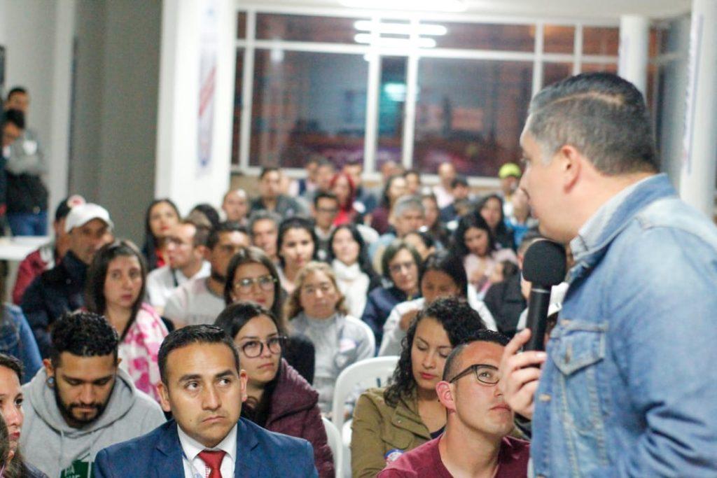 Las soluciones que propone Giovanni para la movilidad en Soacha