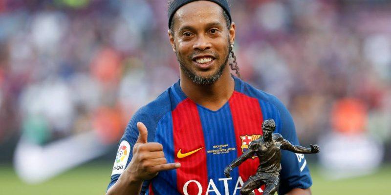 ¡ES OFICIAL! Ronaldinho será 'cardenal' por 90 minutos