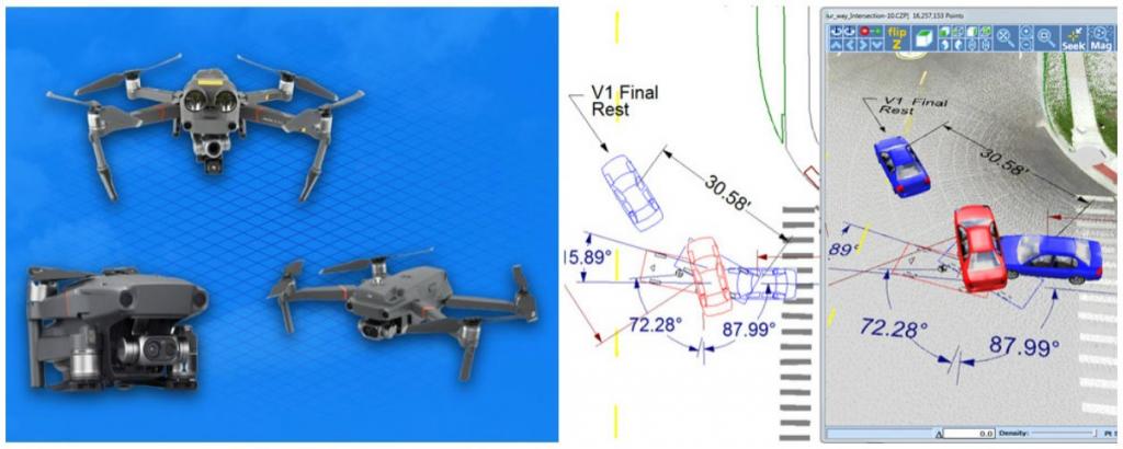 Invenciones para reconstruir la escena de un crimen y detectar minas antipersona están en Expodefensa