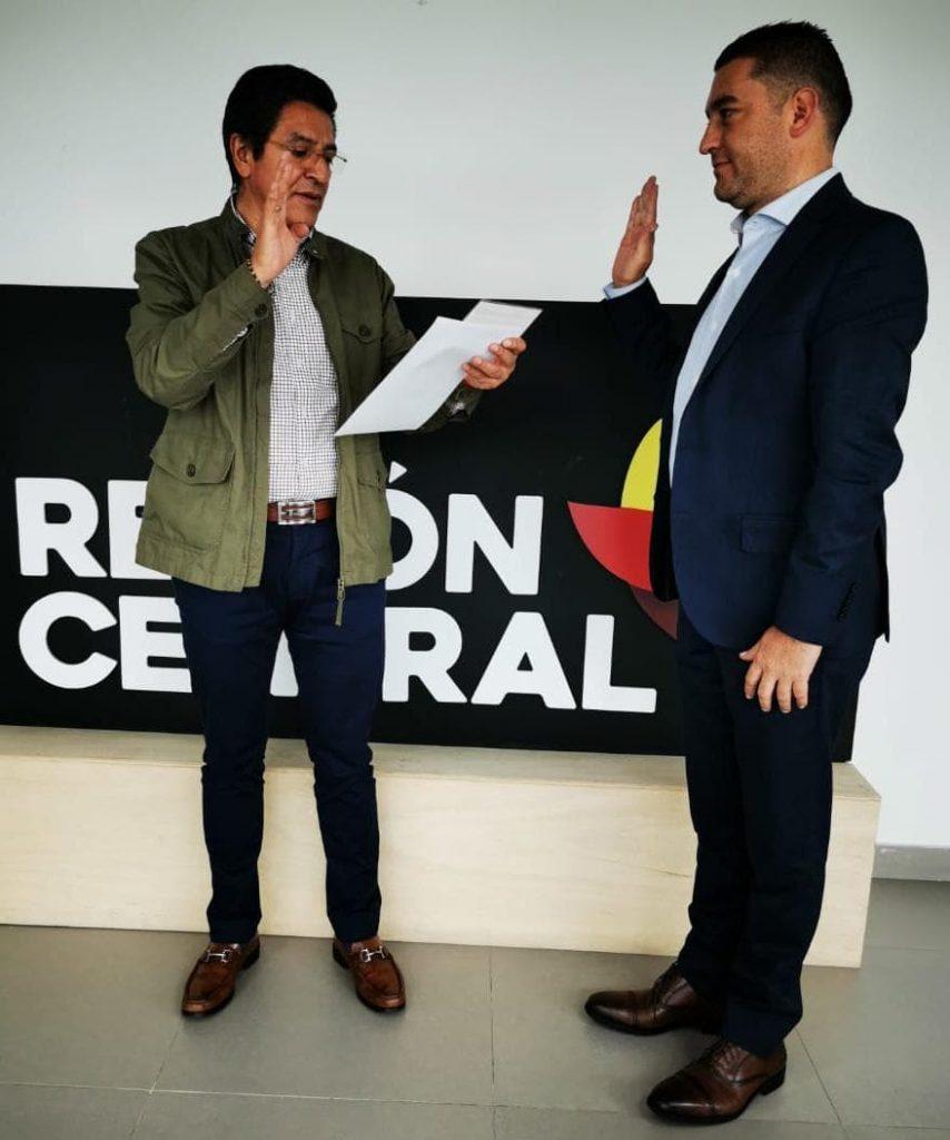 Jorge Camacho, exsecretario de Prensa de Cundinamarca, dirige desde ahora las comunicaciones de la Región Central RAP-E