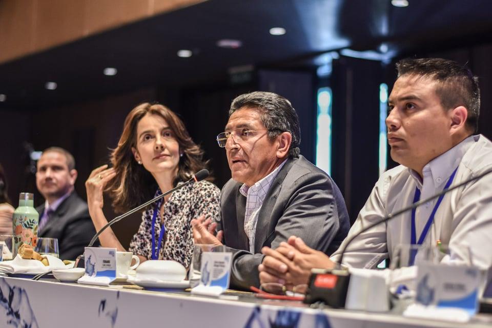 Cumbre de Secretarios de agricultura y competitividad de la Región Central RAP-E