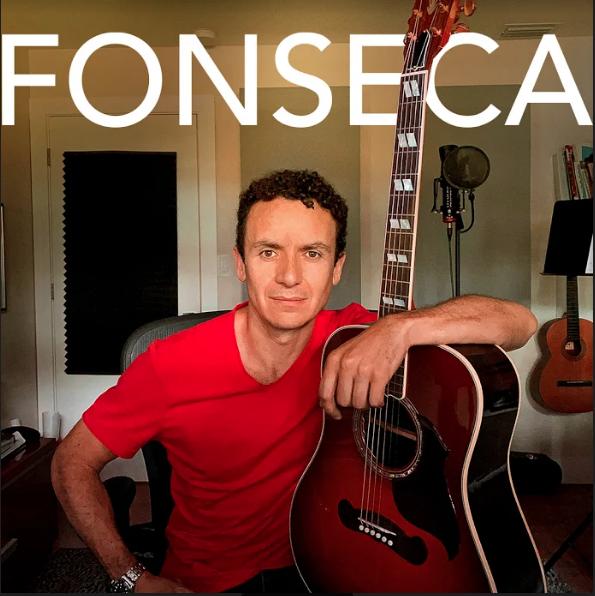FONSECA  ¡REPITE CONCIERTO LIVE DESDE SU CASA!