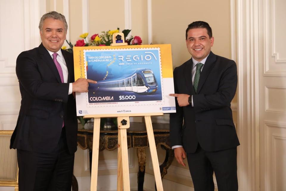 Primer tren de cercanías del país entre Bogotá y Cundinamarca