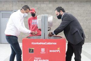 Usuarios de TransMilenio en Soacha recibirán 70 mil tapabocas