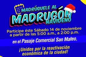Madrugón Navideño en Soacha