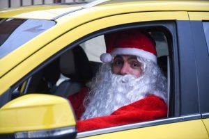 Reencuéntrate con tus seres queridos de manera segura en época navideña con Taxis Libres