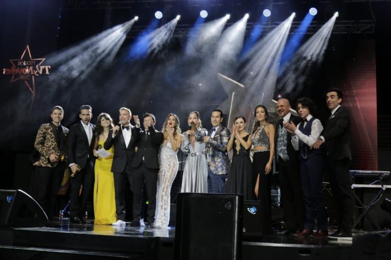 CONOCE LOS GANADORES DE LOS PREMIOS TVyNOVELAS COLOMBIA 2018