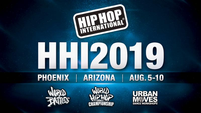 Hip Hop International regresa a Phoenix !!!