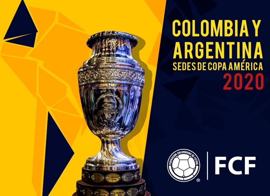 Colombia será sede de la Copa América del 2020