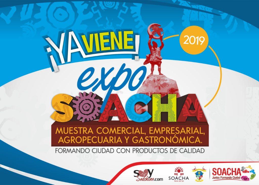 Llega ExpoSoacha 2019, una vitrina con proyección nacional