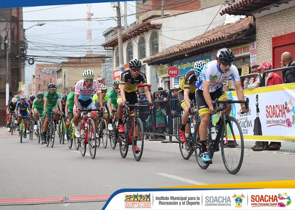 Soacha está lista para disfrutar  la XIV Clásica de Ciclismo