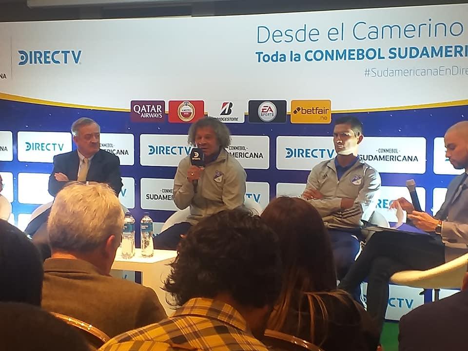 CONMEBOL SUDAMERICANA 2020 POR DIRECTV SPORTS