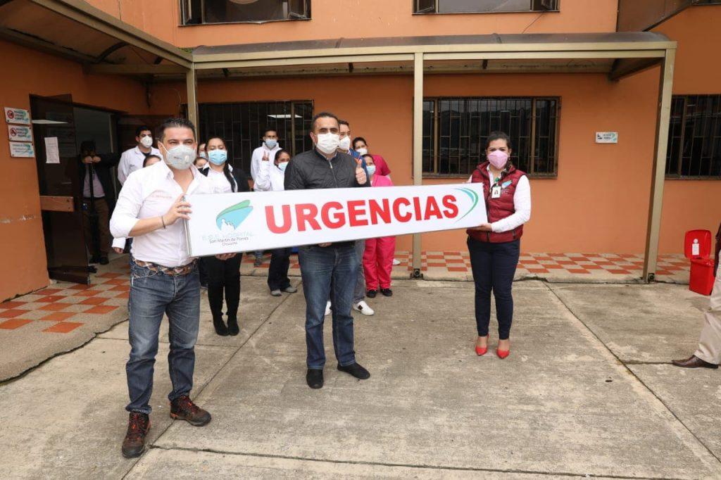 Villapinzón cuenta con servicio de urgencias las 24 horas del día