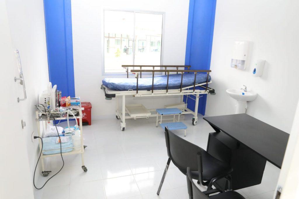 Nuevo módulo de triage en el Hospital Cardiovascular de Soacha