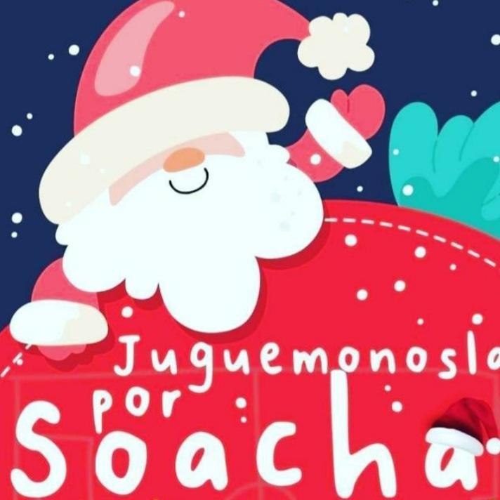 'Juguemonosla por Soacha', iniciativa que llevará alegría a los niños de todas las comunas
