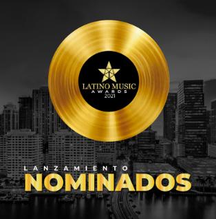ESTOS SON LOS NOMINADOS A LOS LATINO MUSIC AWARDS