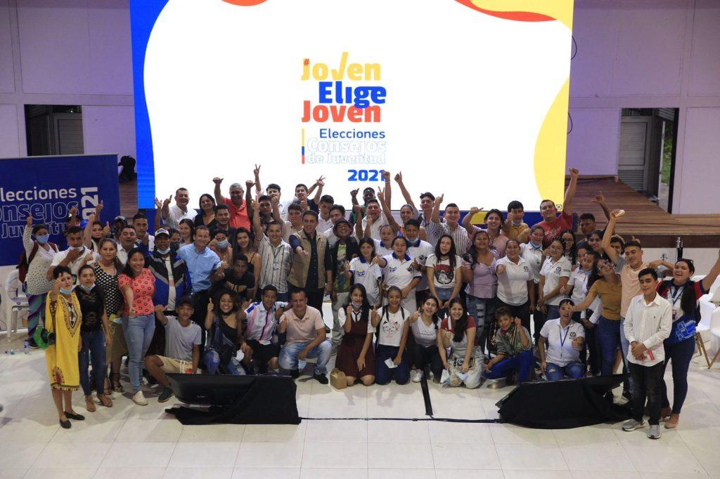 Registrador Nacional lanza en el Huila las elecciones de los Consejos Municipales de Juventud