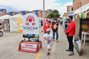 Más de 16.000 visitantes disfrutaron de la Gran Feria de Emprendimiento, Servicios y Cultura de Soacha